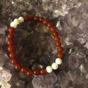 Jewelry - 🧚🏻♀️🧚🏻♀️❤️ Genuine Carnelian Stone Bracelets